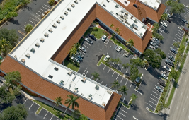 Commercial Silicone Roofing in Palm Beach Fl