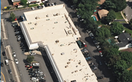 commercial silicone roofing in Palm Beach