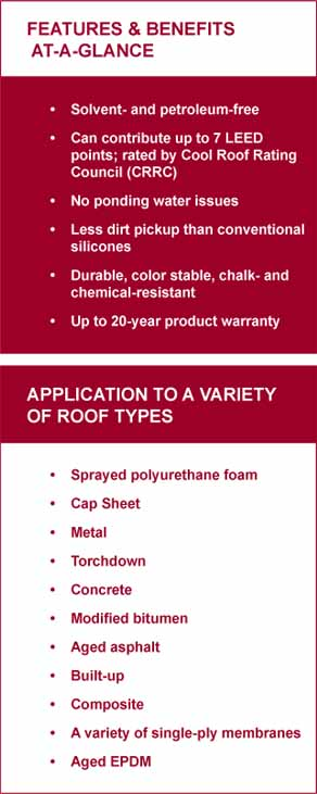 ultrabondrs silicon roofing