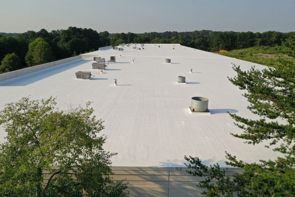 Commercial Roof Atlanta GA - Polo International