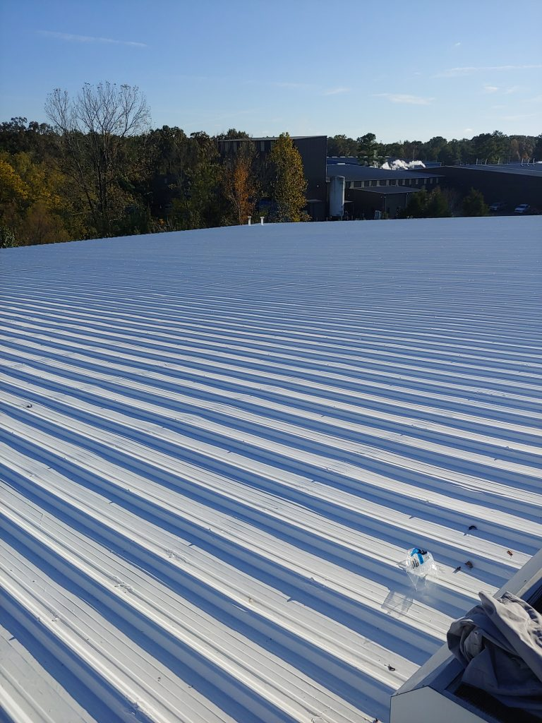 Coca Cola Roof Project - Polo International