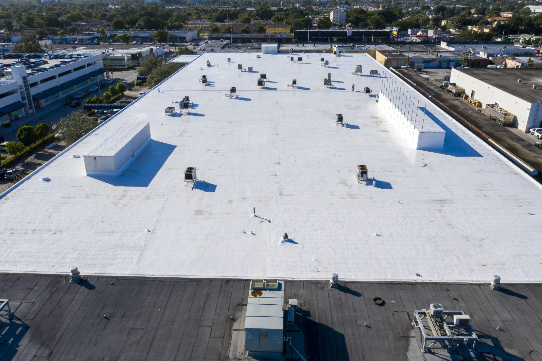 New Roofing in 2021