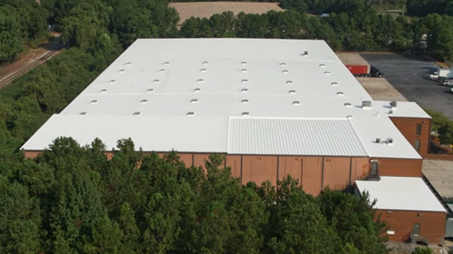 Commercial Roofing Project - JONESBORO, GA