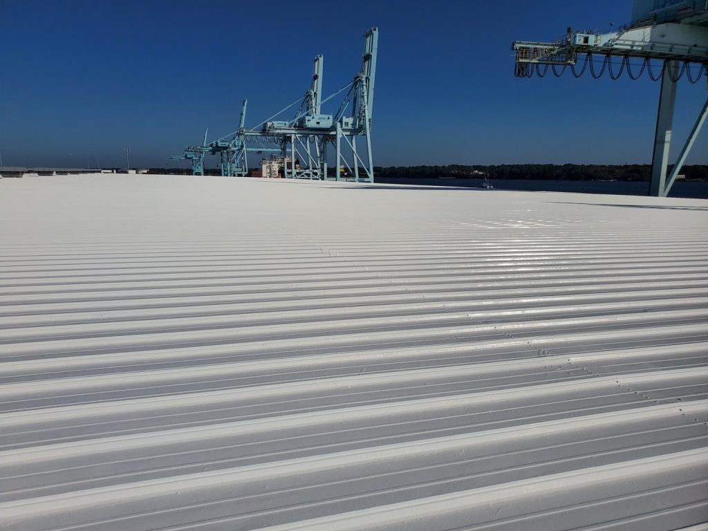 Port of Jacksonville on Going Project