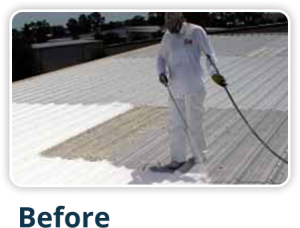 What is a silicone Roof Coating System