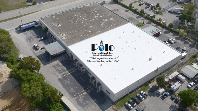 Commercial Silicone Roofing Systems in Fort Lauderdale