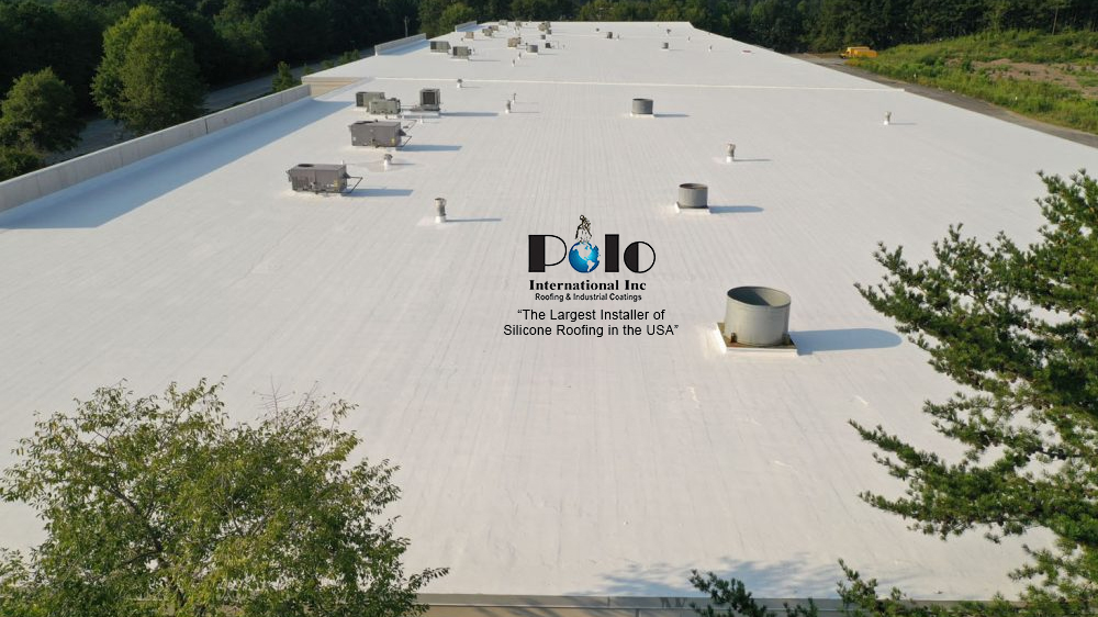 Silicone Roof Repair