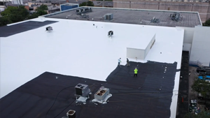 Commercial Roofing Project - JACKSONVILLE FL