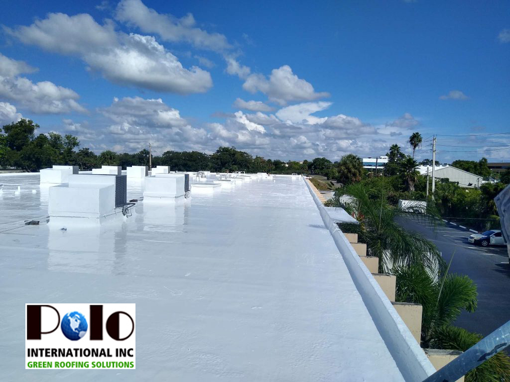 Silicone Roof Coating Cost