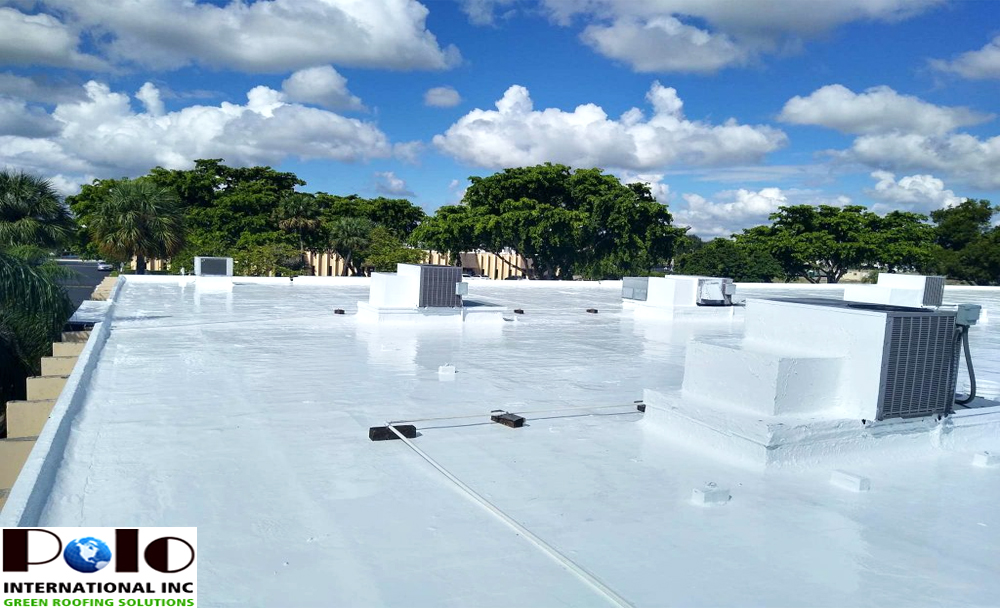 What is Silicone Roofing