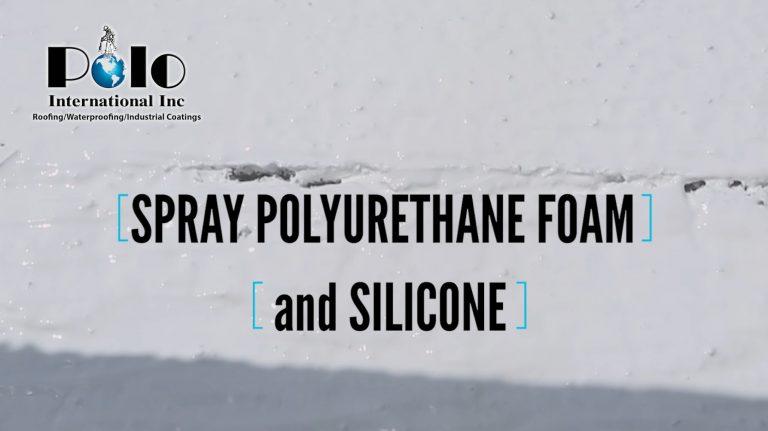 SSP and SPF; Silicone Roof Restoration & Spray Polyurethane Foam